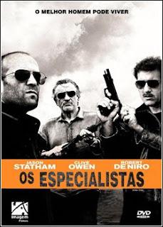 1W7 Download   Os Especialistas   Legendado (2011)