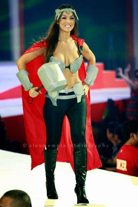 aubrey miles at fhm 100 sexiest 2012 01