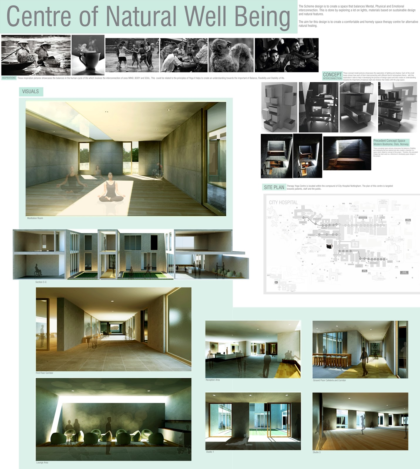 InteriorArchitectureDESIGN Final Year Project