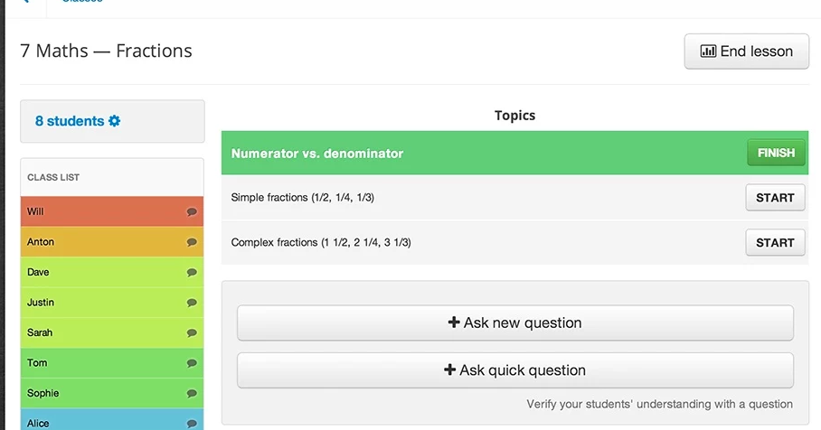 Geddit- A Powerful Tool for Collecting Students Feedback