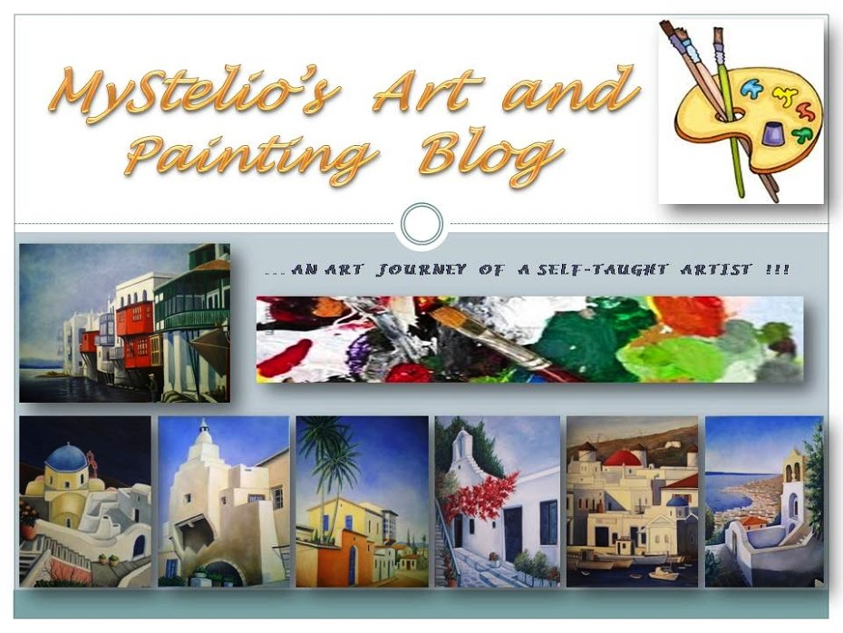 Mystelios Art and Painting Blog