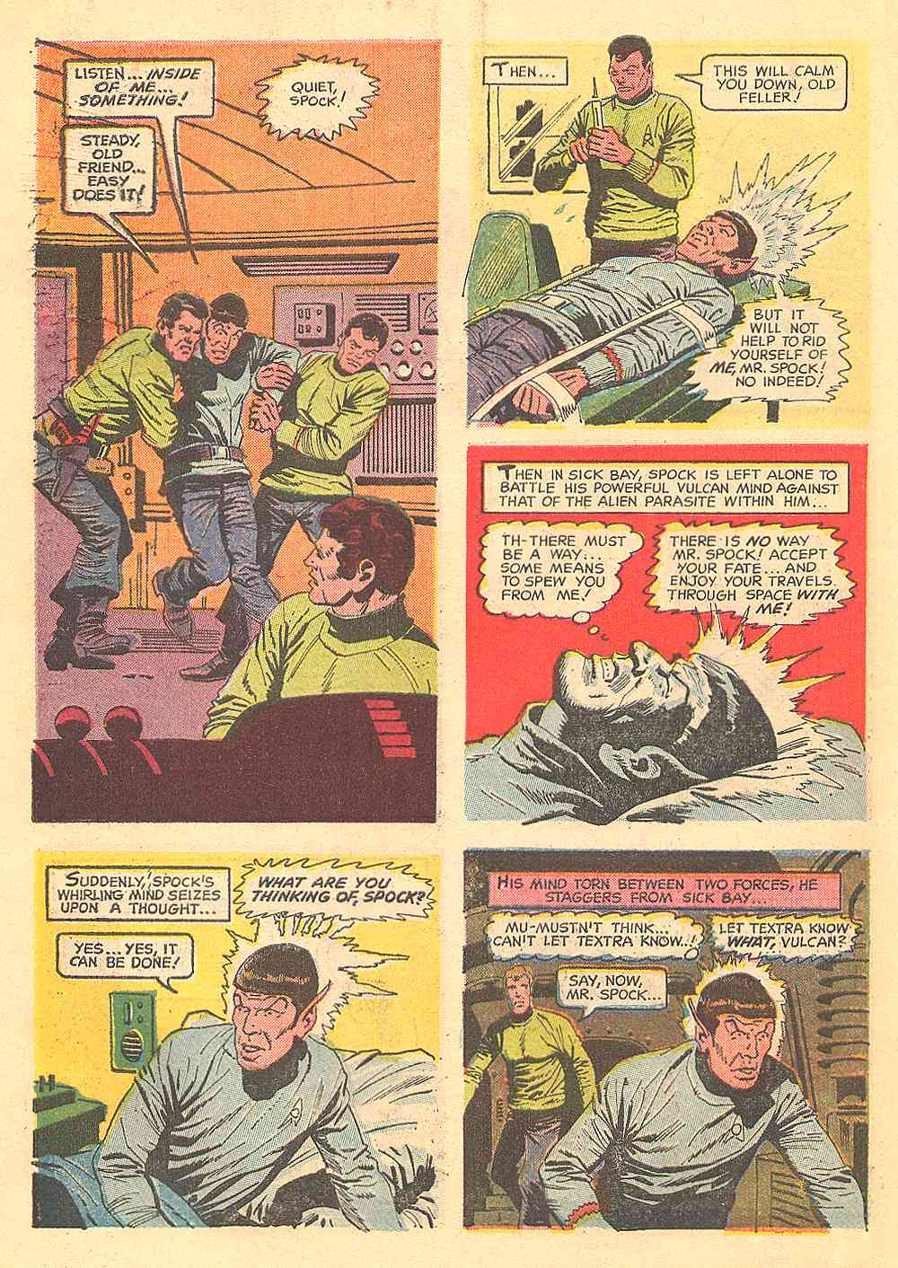 Star Trek (1967) Issue #4 #4 - English 25