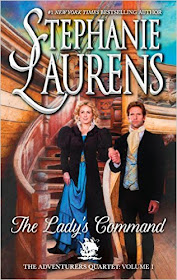 The Lady's Command (The Adventurers Quartet)