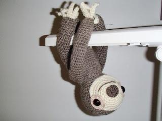 Chiwaluv Amigurumi Critters: Baby Sloth
