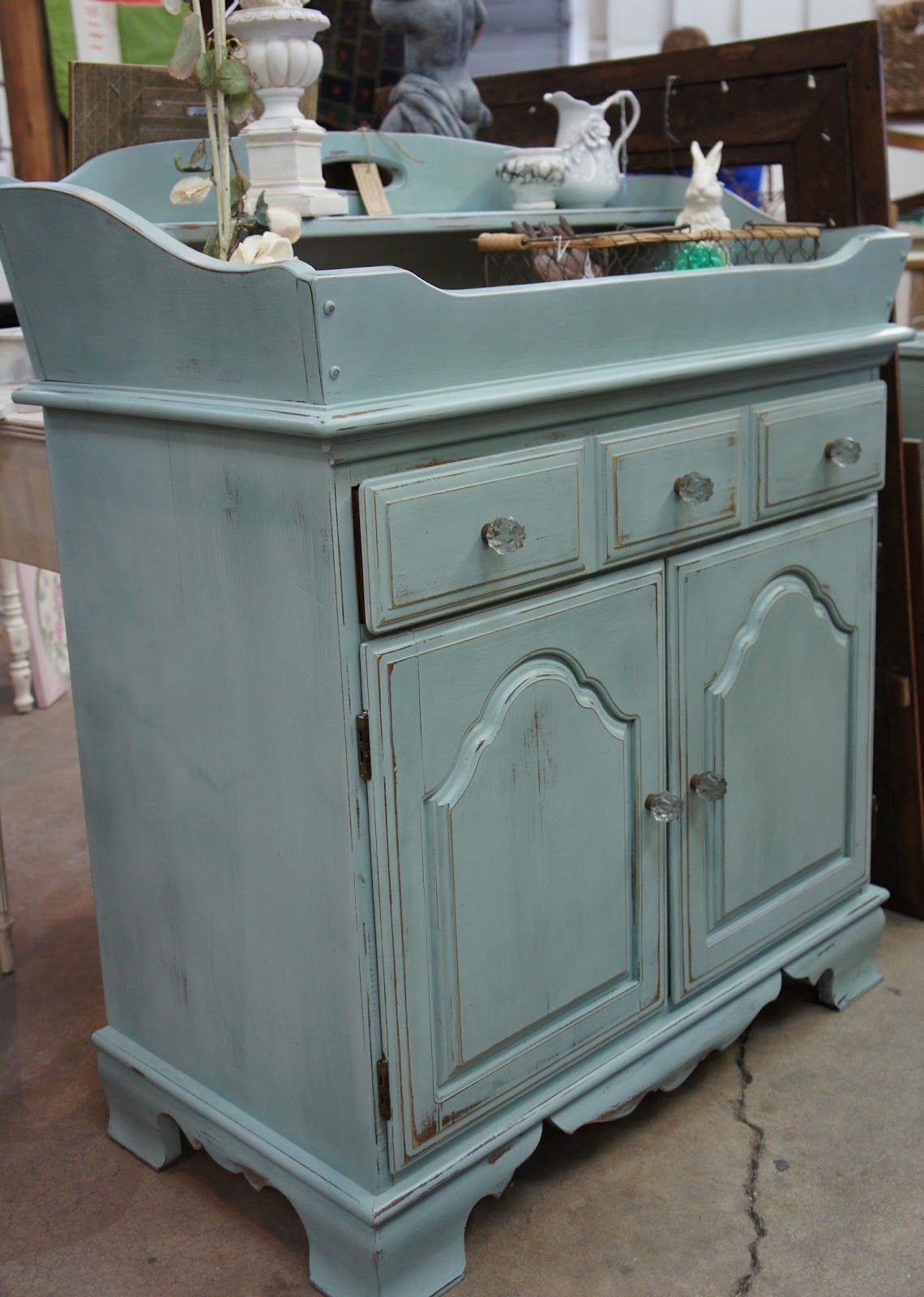 Whimsical Perspective: Meet Duck Egg: My Annie Sloan Chalk Paint ...