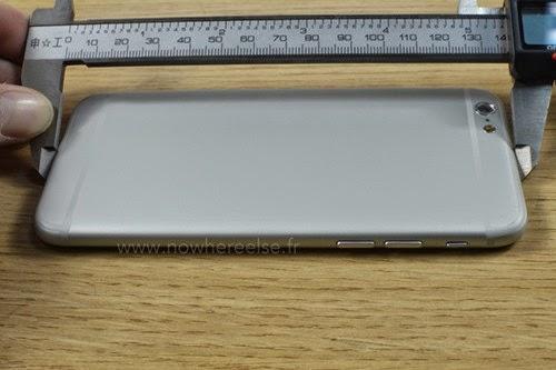 Lộ diện Iphone 6 phiên bản màu vàng