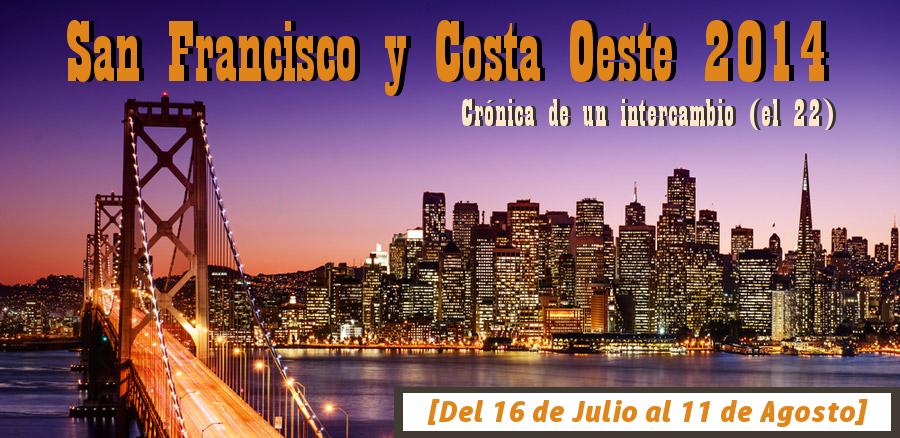 San Francisco y Costa Oeste 2014