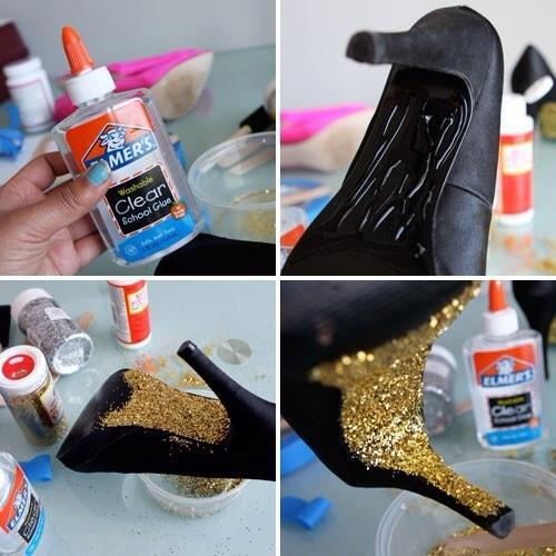 What Glue To Use To Put Back On Shoe Heel