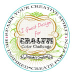 Guest Designer for May, 2011 at CR84FN