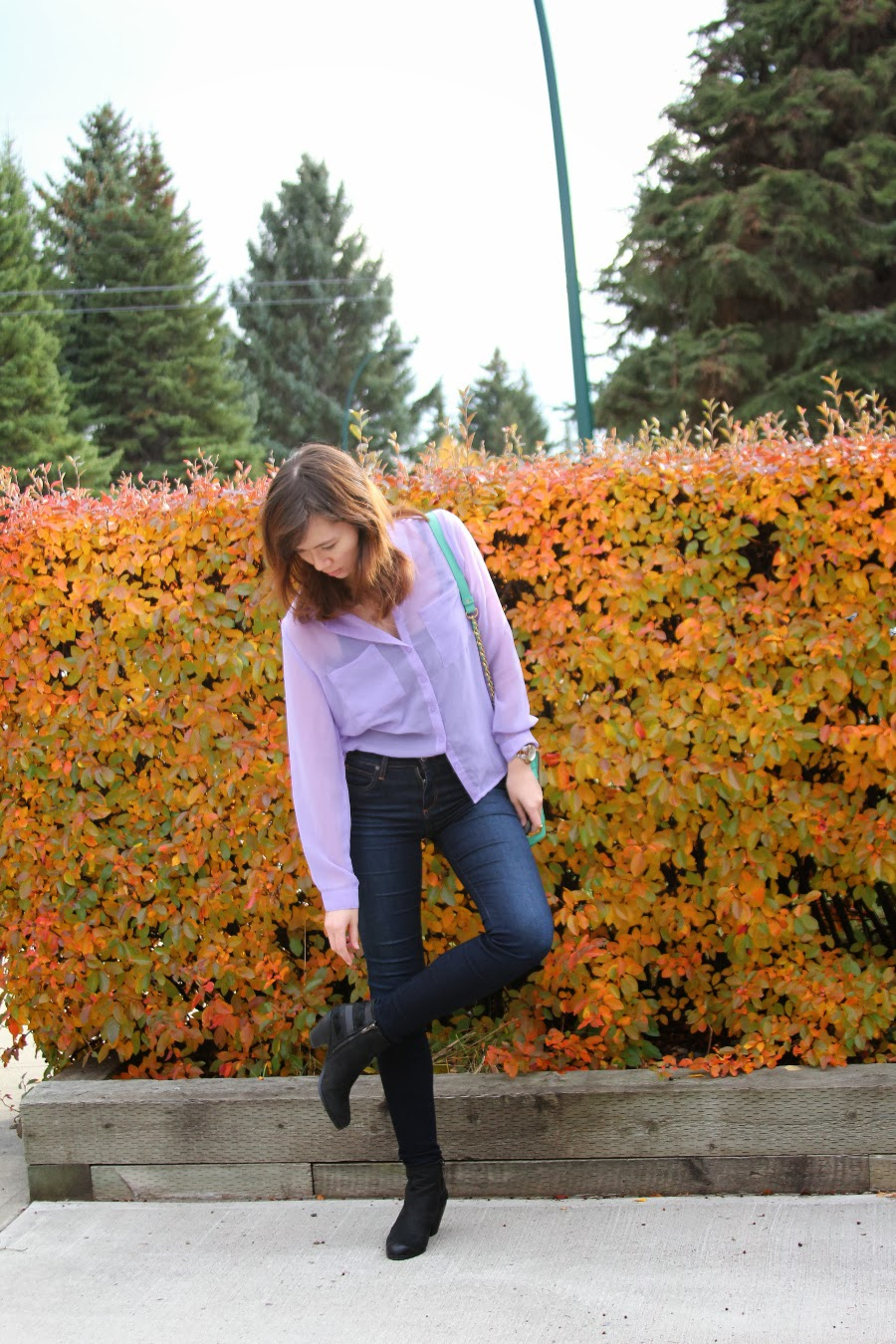 Fall Fashion, Sam Edelman, Lucca, Botkier, Joe's Jeans