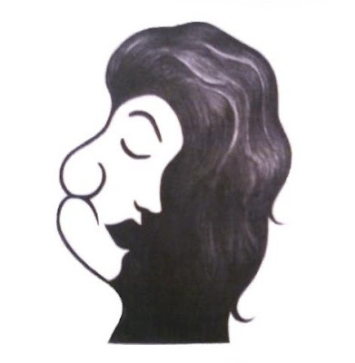 Double Face Illusion by Humberto Machado