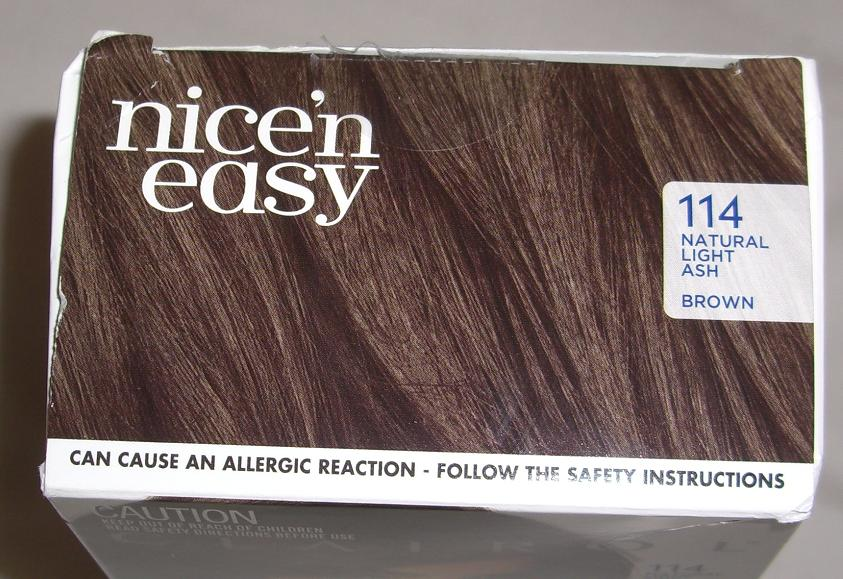 Blushed Wombat Clairol Nice N Easy Colour Blend Hair