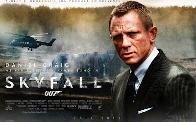 Film James Bond Skyfall Sinopsis Review Trailer