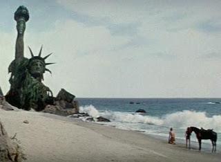 La Playa del Planeta de los Simios