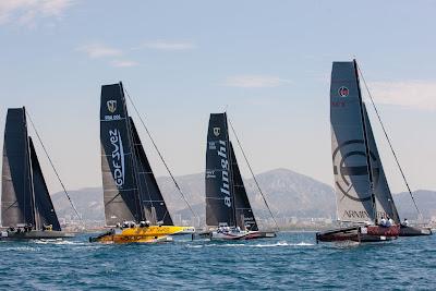 Les Extreme Sailing Series passeront au GC32 en 2016.