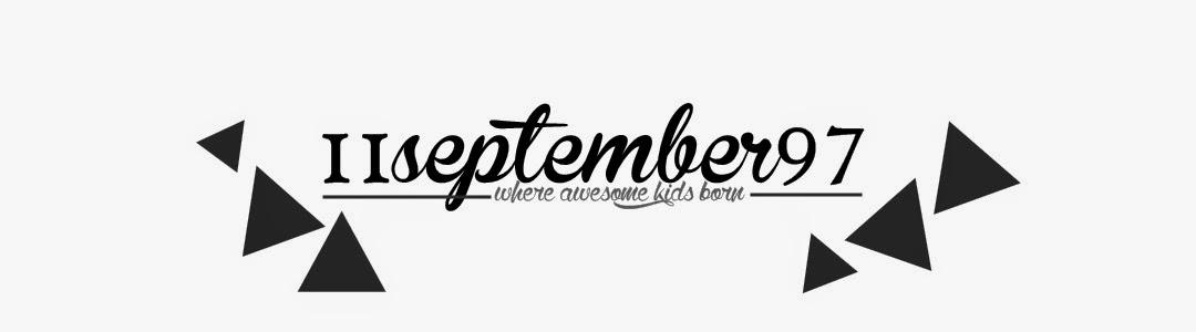 sebelas september sembilan puluh tujuh