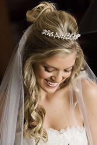Tipos de cabelos para casamento