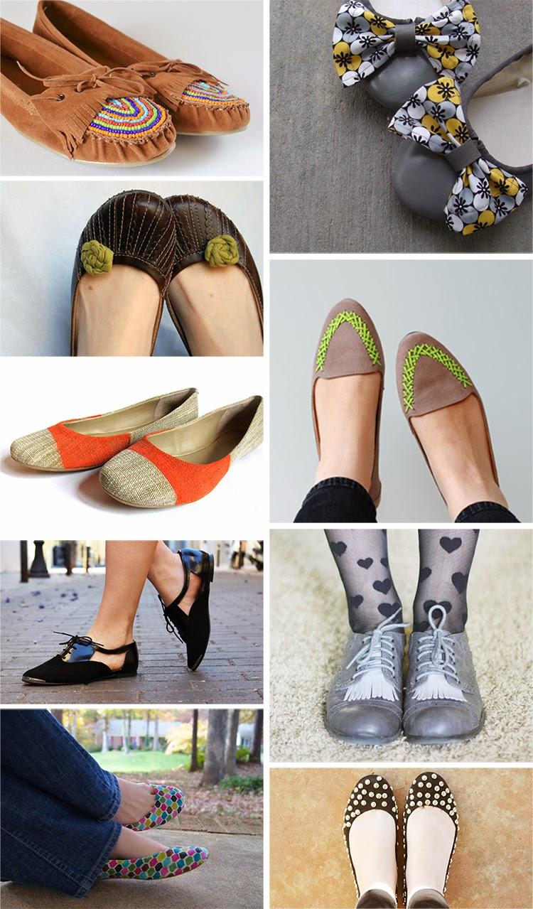 DIY Monday # Shoes