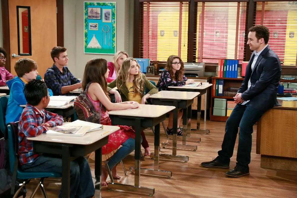 Girl Meets World - Girl Meets Gravity - Review