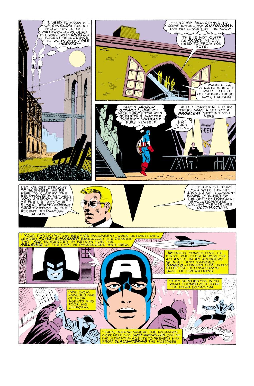 Captain America (1968) Issue #323 #251 - English 7
