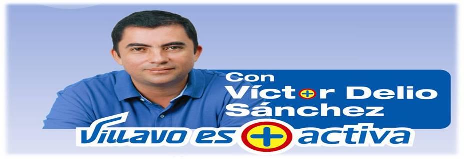 Víctor Delio Sanchez Alcalde Villavicencio Meta