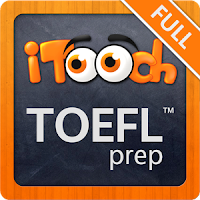 Download iTooch TOEFL™ Prep FULL v1.2.1 APK FULL VERSION