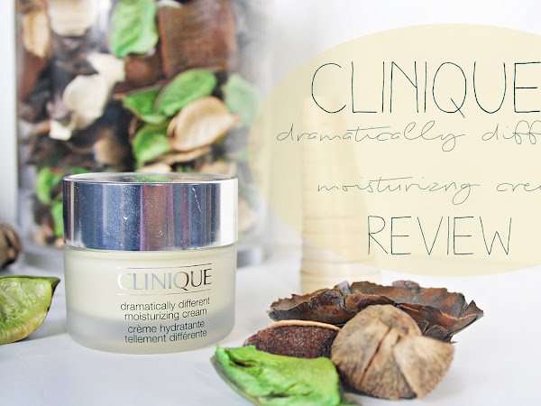 REVIEW :: Clinique Dramatically different moisturizing cream
