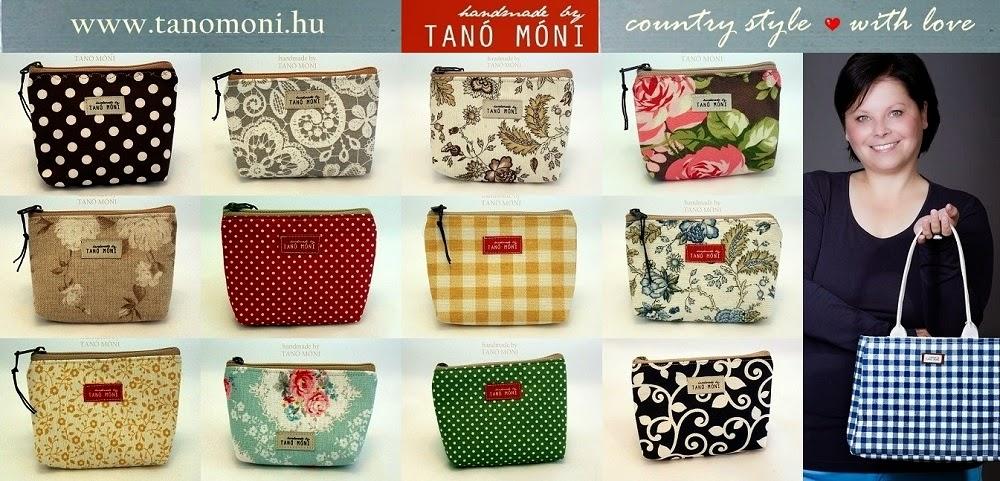 handmade by TANÓ MÓNI