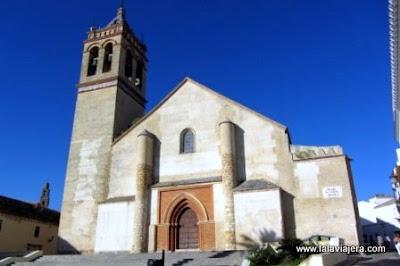 Iglesia San Juan Bautista, Marchena