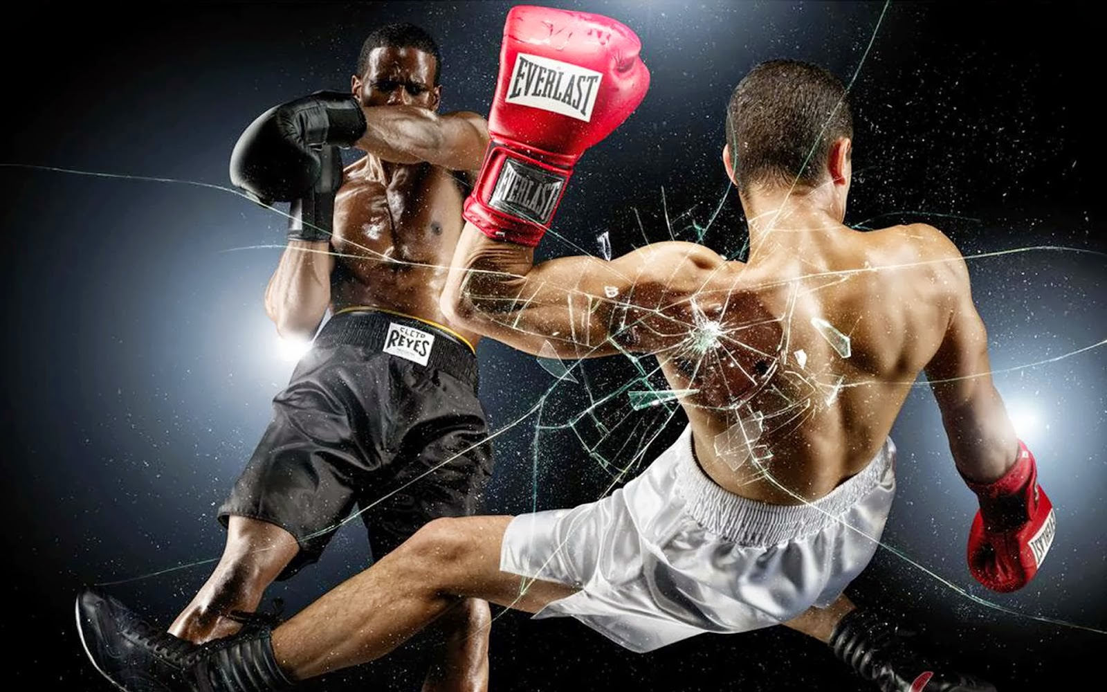 What band name Glassjaw means - boxing