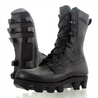 ayakkabı bot, kevlardan yapılmış dişli asker botu,