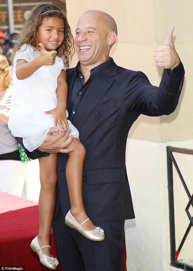 Labels: VIN DIESEL SHARES HIS HOLLYWOOD WALK OF FAME WITH GIRLFRIEND