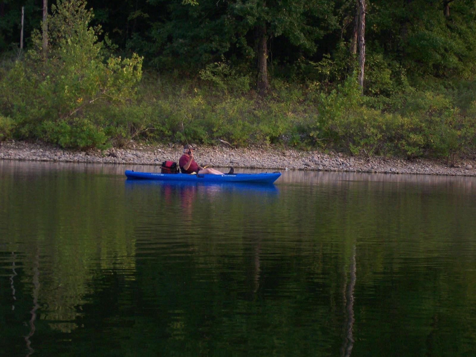 Intuitive value lake kayaking nemo bridge for Lake elizabeth fishing