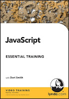 JavaScript Essential Training Video, Book And Website