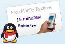 Free 15 Min Talk Time