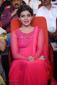 Samantha latest Photos Gallery at Autonagar Surya Audio-thumbnail-14