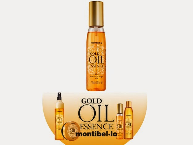 Gold Oil Essence