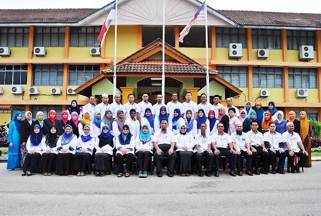 Kolej Vokasional Jasin Pentadbiran