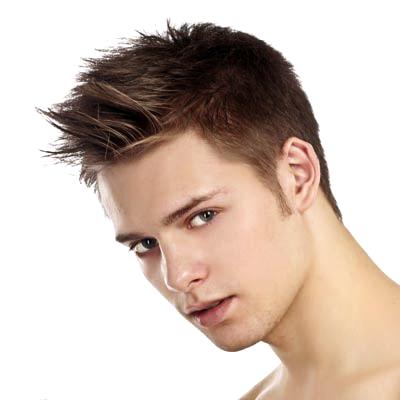 Tips Menata Model Rambut Spike Yang Benar