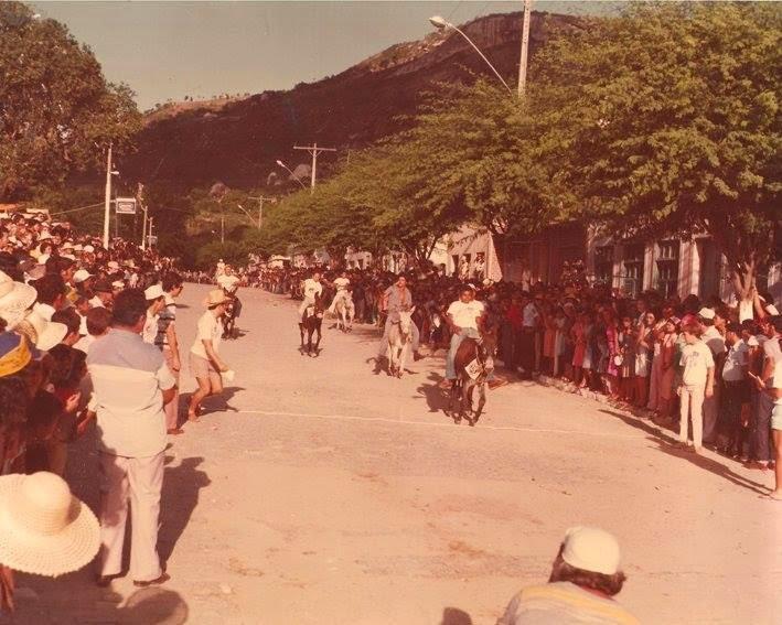 Festival Nacional de Jericos - A corrida