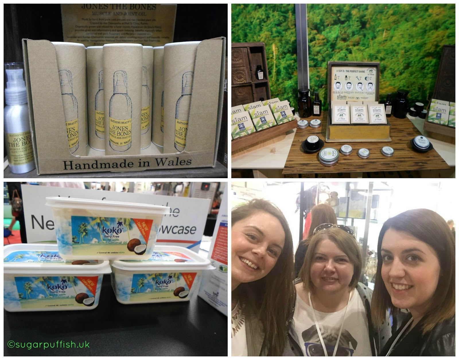 skincare free from food at Natural & Organic Products Europe 2015