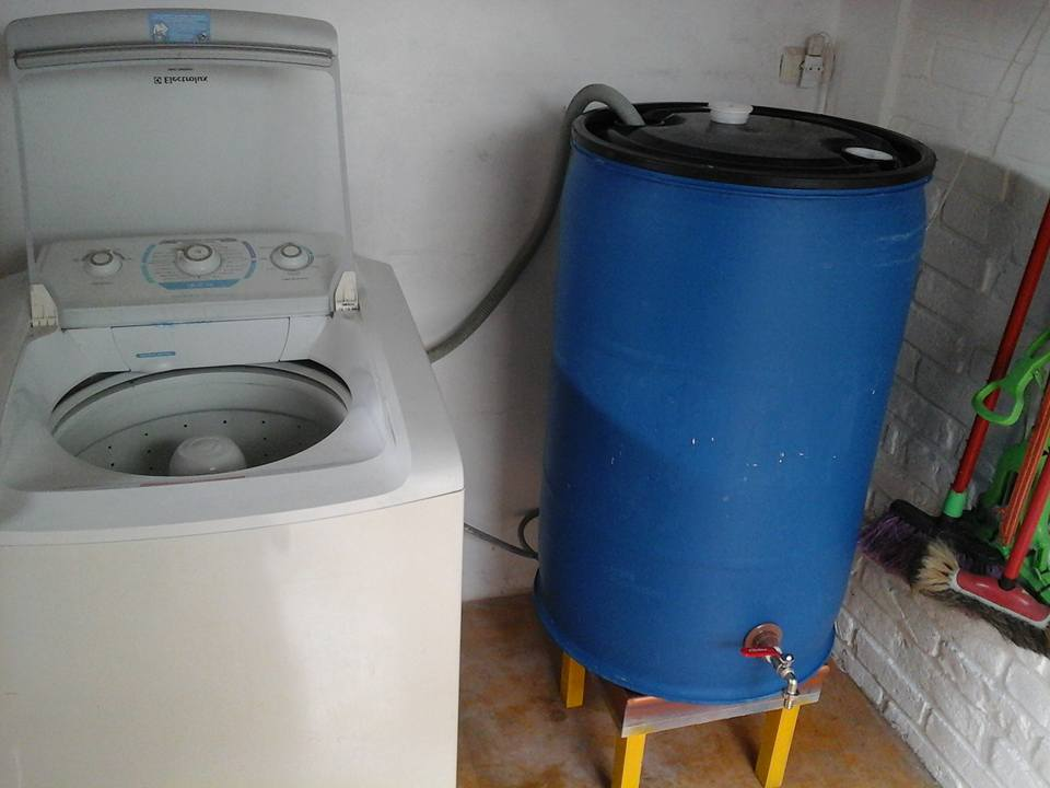 Tambor bombonas tonel barril de pl stico armazenar a - Maquina de agua ...