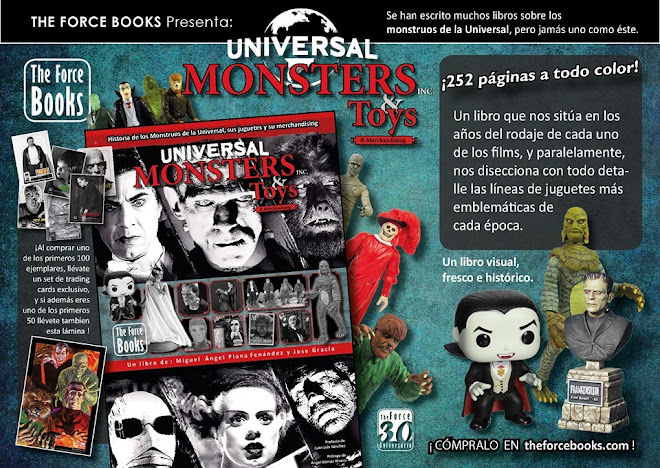 UNIVERSAL MONSTERS INC. & TOYS AND MERCHANDISING