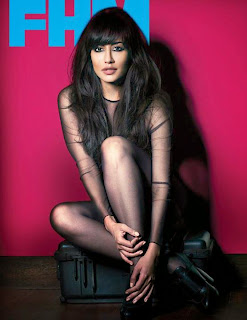 Chitrangada Singh's FHM India Magazine Photos