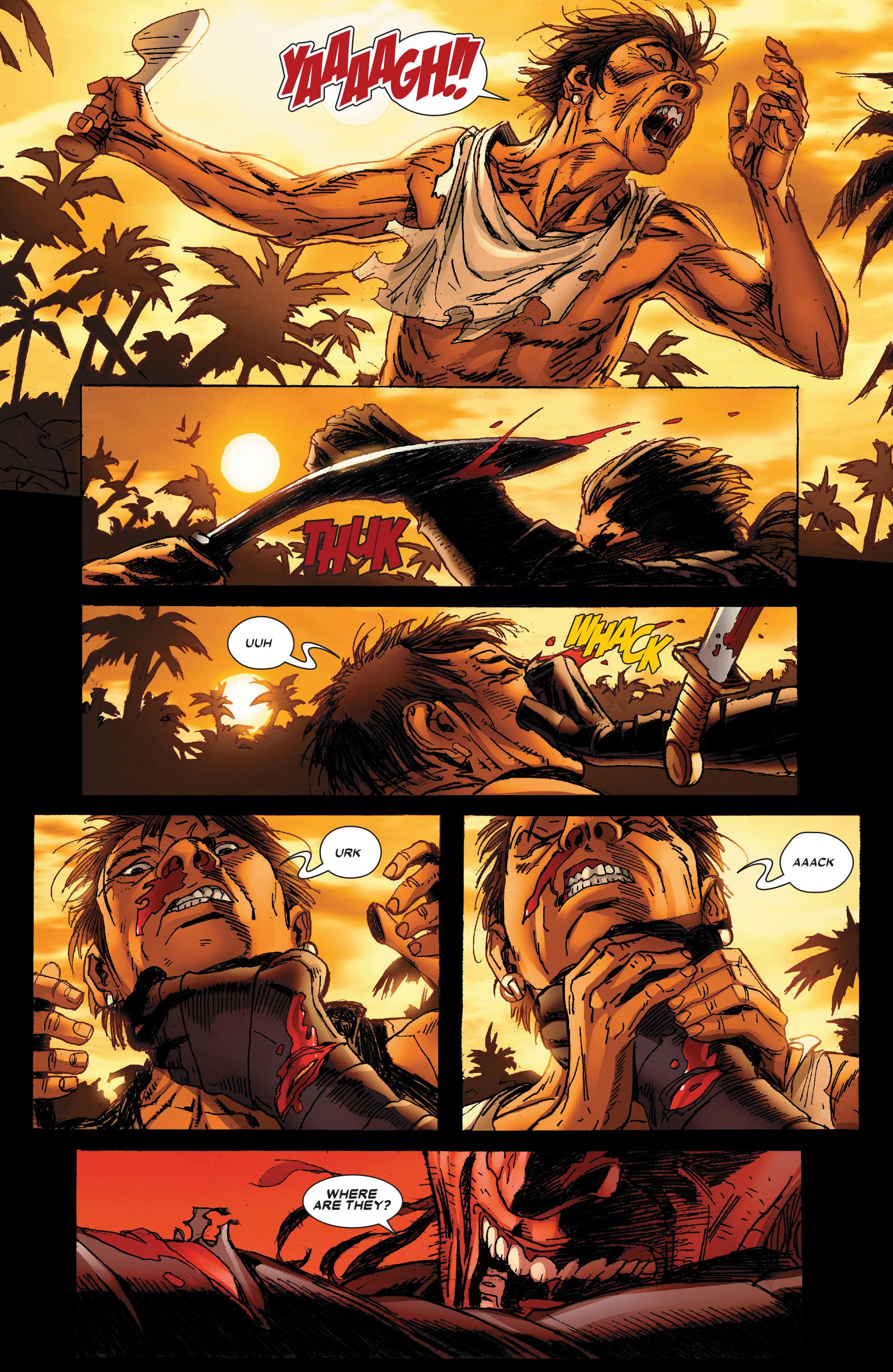 Wolverine: Weapon X #1 #16 - English 5