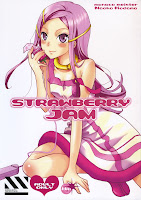 Hakihome-Hentai Manga-Strawberry jam