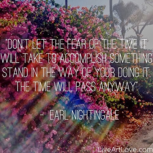 Earl Nightingale Quote Live Art Love
