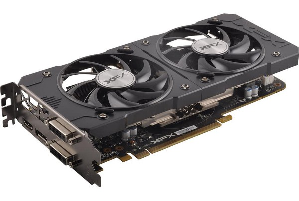 XFX R7 370 2GB Double Dissipation Black Edition