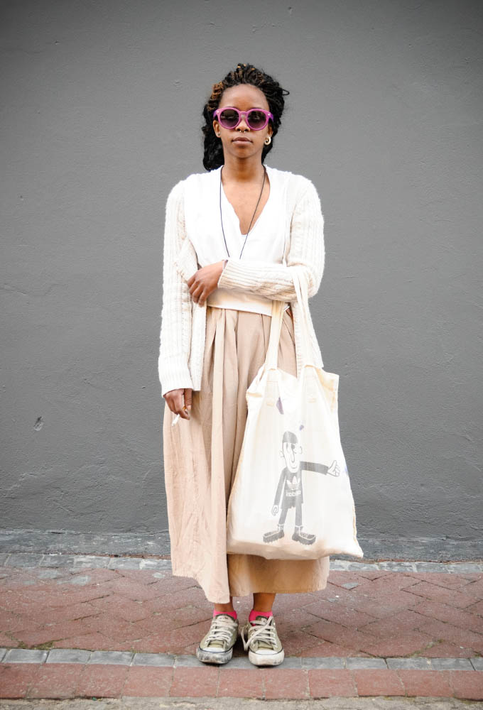 Cinder Skylark South African Street Style Fashion Friday 5 October Cape Town