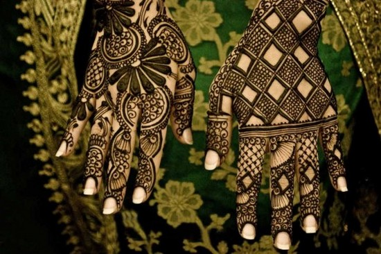 Mehndi Party List : Mehndi design for hands styles formal parties
